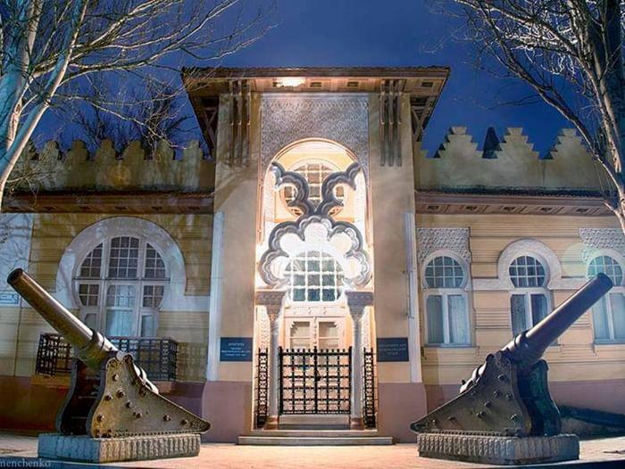 Ночь искусств в Евпаторийском краеведческом музее
