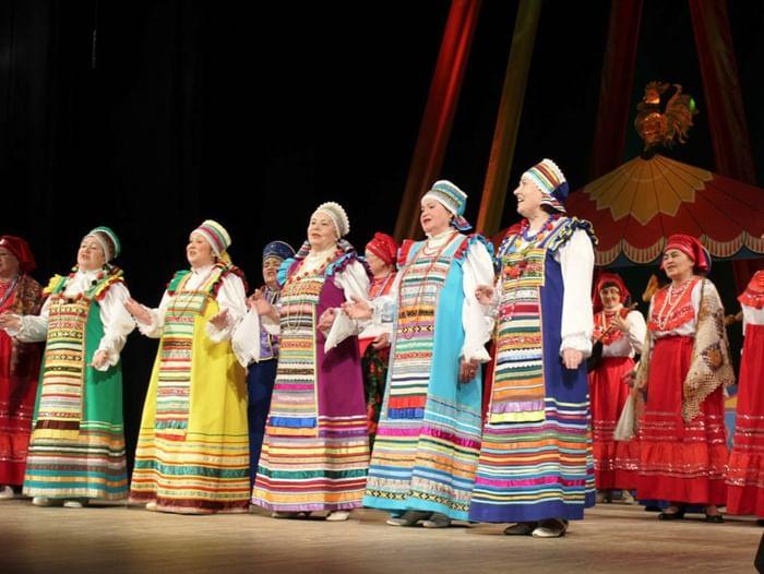 Праздничная программа «О России – с любовью»