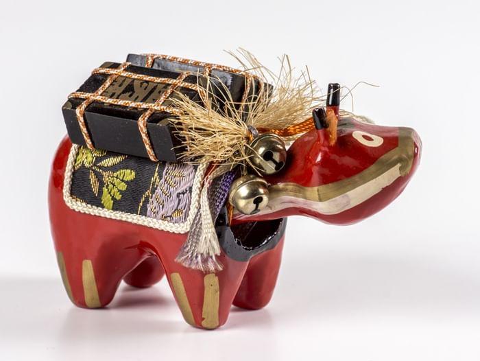 Выставка «Традиционная японская игрушка»
