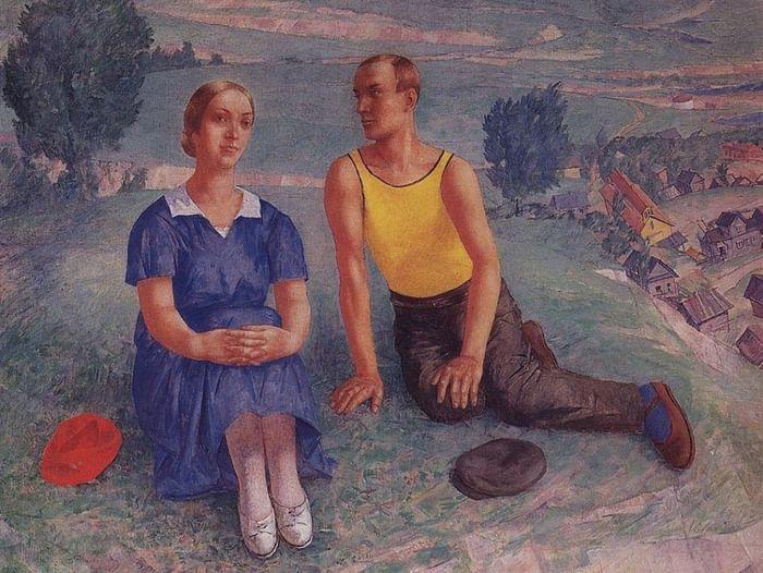 Выставка «Портрет семьи»
