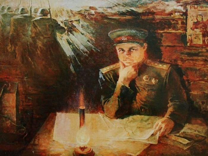 Открытие выставки «Забрала молодую жизнь война...»