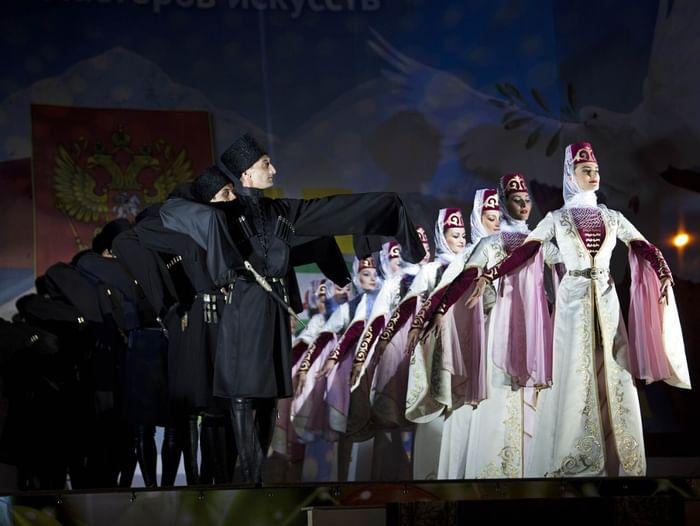 Концерт ансамбля «Симд»