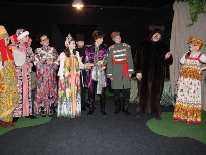 Театр «Время тайн» примет участие в фестиваль «Театромагия»