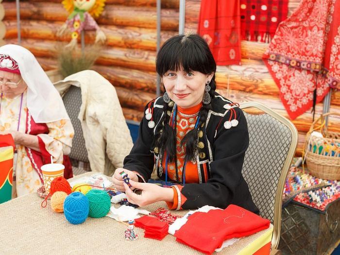 Фестиваль «Промыслы и ремесла народов России»