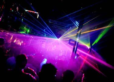 Танцевальная программа «Ночь диско-музыки»