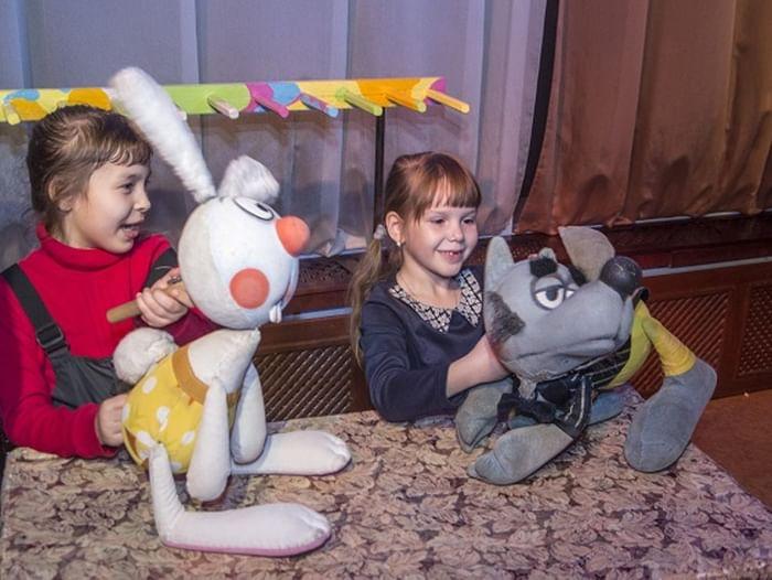 Ночь искусств в Тюменском театре кукол