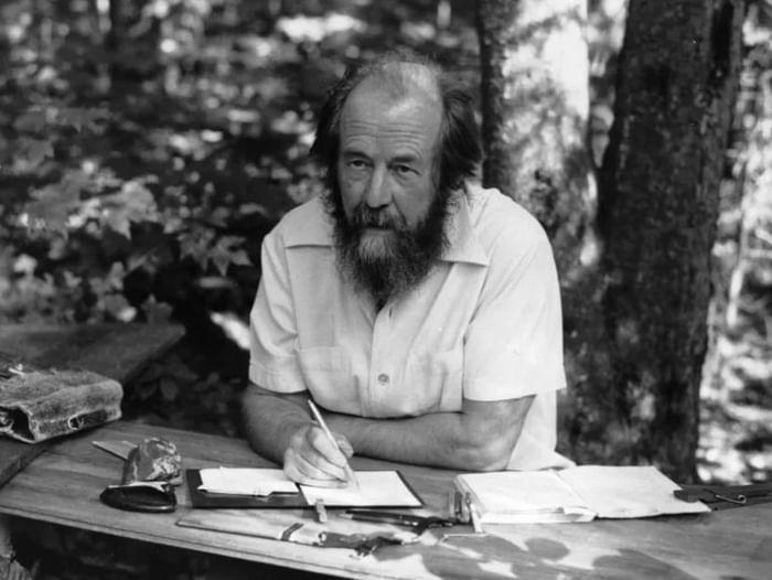 Виртуальная экскурсия «А. И. Солженицын. Жизнь и судьба»