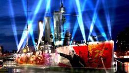 Фестиваль света в Санкт-Петербурге посвятят 100-летию революции