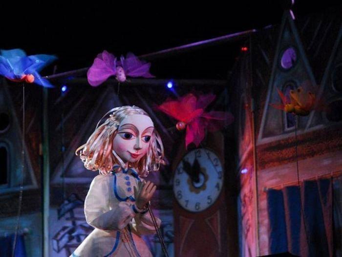 Спектакль-сказка «Белоснежка и семь гномов»
