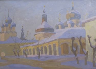 Выставка «Ростов глазами художников»