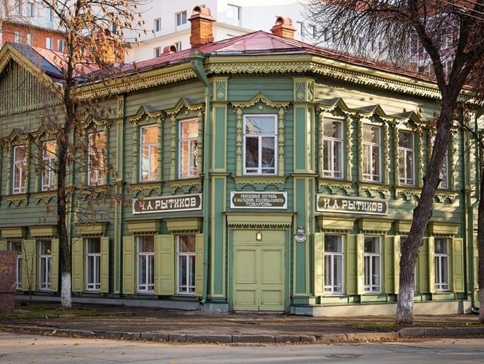 Ночь искусств в Доме-музее В. И. Ленина