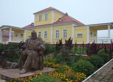 Ночь искусств в музее семьи Аксаковых
