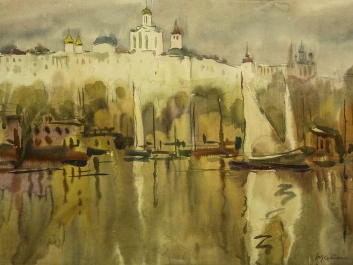Выставка «Алексей Югаткин – русский художник»
