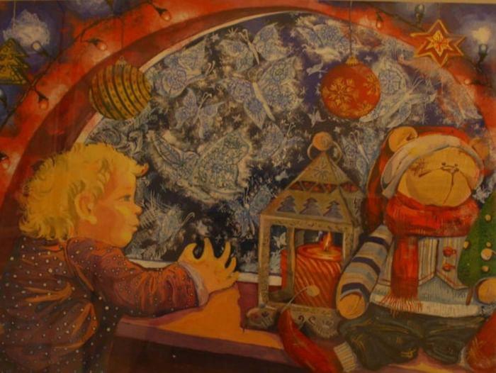 Выставка «Путевка в творческую жизнь»