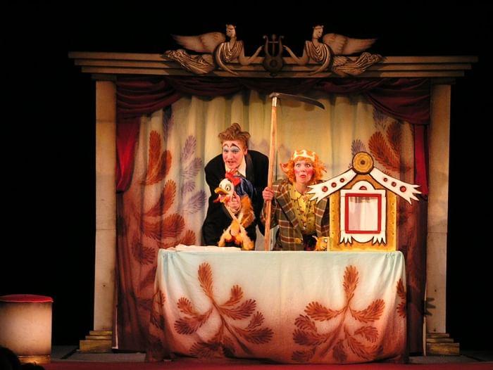 Спектакль «Заяц, Лиса и Петух»