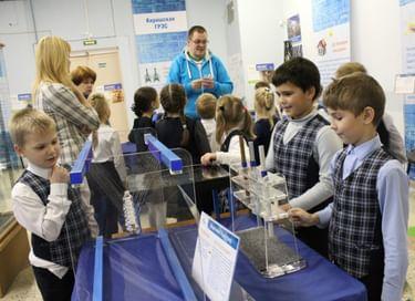 Выставка «От физики к энергетике»