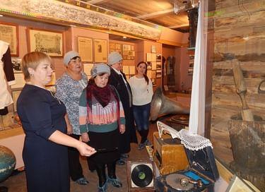 Ночь искусств в Бижбулякском историко-этнографическом музее