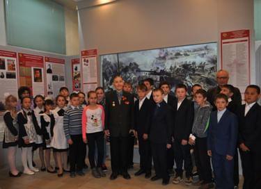 Ночь искусств в Чишминском историко-краеведческом музее