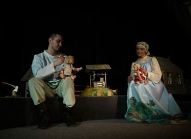 Спектакль «Волшебное кольцо»