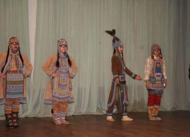 Международный фестиваль моды в Агинском