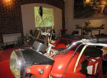 Ночь искусств в музее «Пожарная охрана Симбирска-Ульяновска»