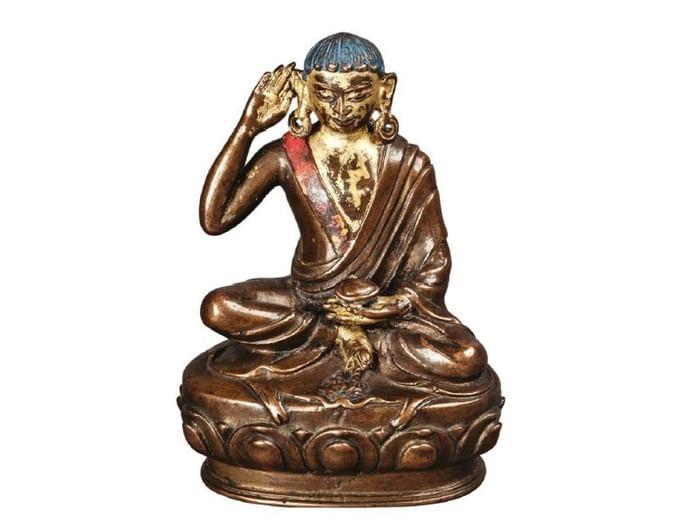 Лекция «В тиши тибетского храма»