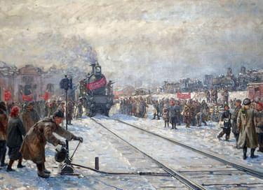 Выставка «Железные дороги России: сквозь время и расстояния»
