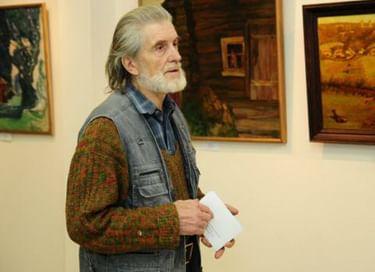 Персональная юбилейная выставка Алексея Тюрина