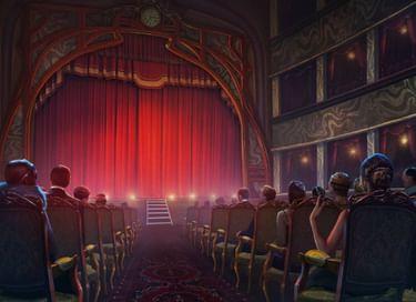 Ночь искусств в Камчатском театре драмы и комедии