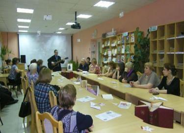 Ночь искусств в Центральной библиотеке им. А. С. Пушкина
