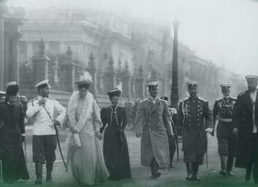 Выставка «Российская империя накануне великих потрясений»