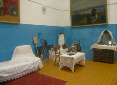 Ночь искусств в Центре культурного и библиотечного обслуживания «Зубаревский»