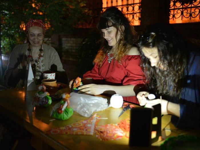 Ночь искусств в Доме купца Г. В. Тетюшинова