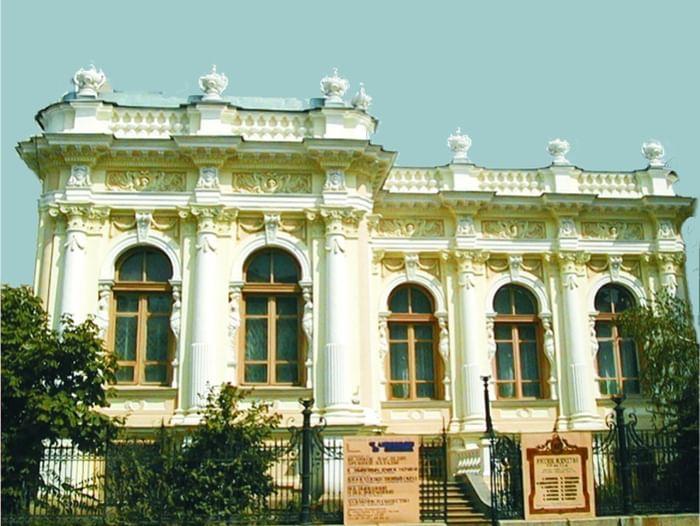 Ночь искусств в Ростовском областном музее изобразительных искусств