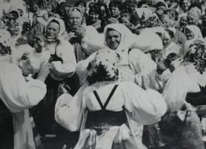 Троицкие гуляния «Левада» в Большесолдатском районе Курской области
