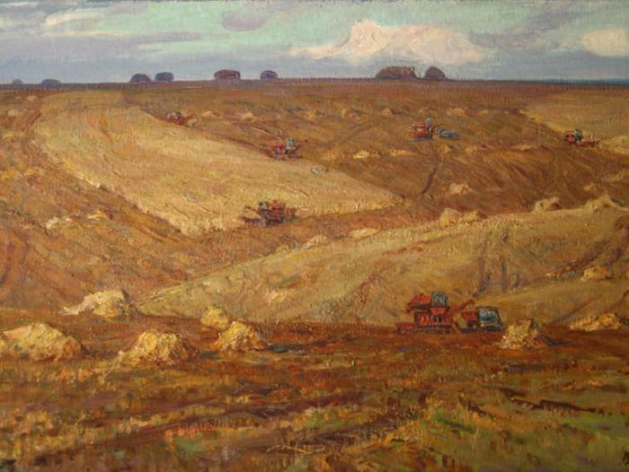 Выставка «Алтай: земля и люди»