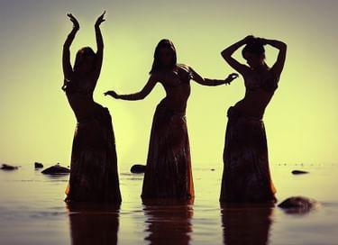 Ночь искусств «В ритме танца»