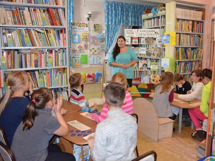 Ночь искусств в Пензенской библиотеке для детей и юношества