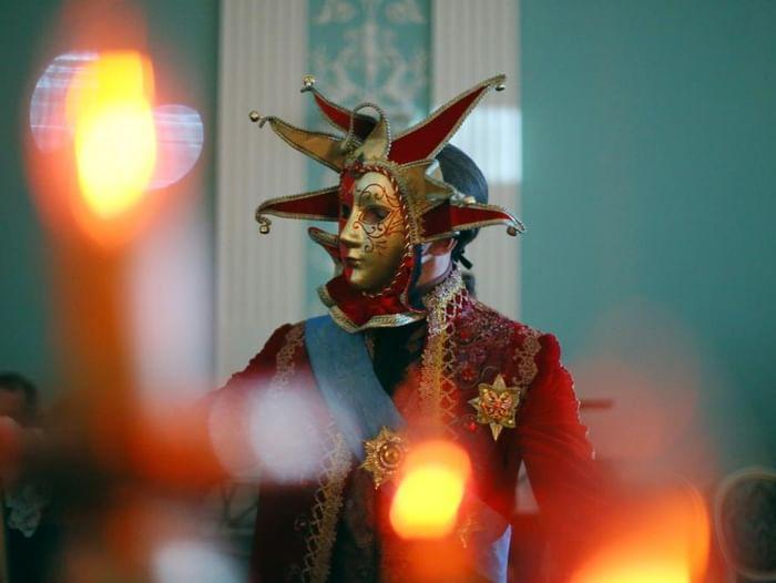 Экскурсия по «Геликон-опере» в Ночь искусств