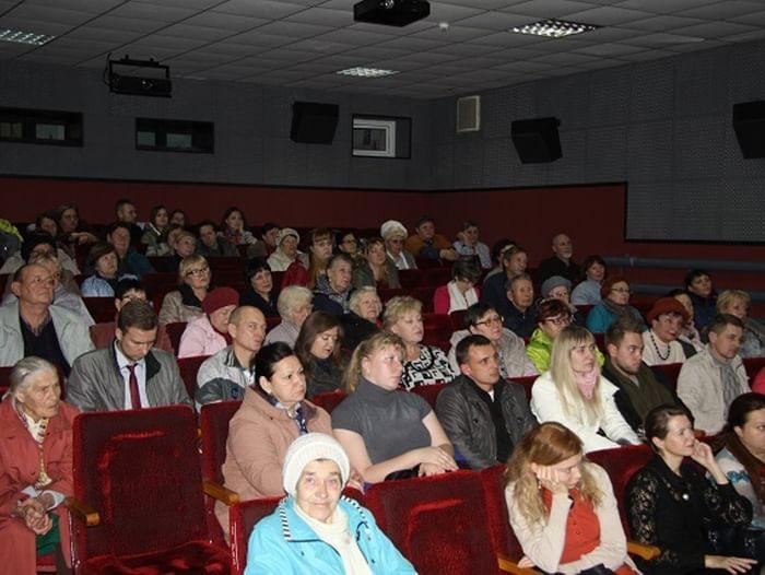 Кинопоказы, посвященные Дню народного единства