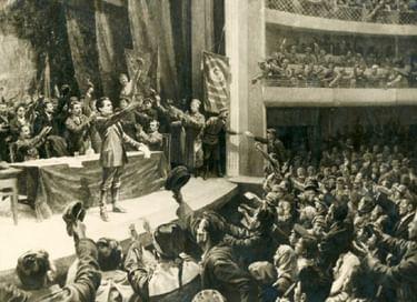 Выставка «Самара, 1917 год. Власть и народ»