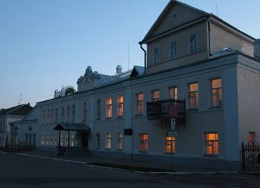 Ночь искусств в Боровичском музее