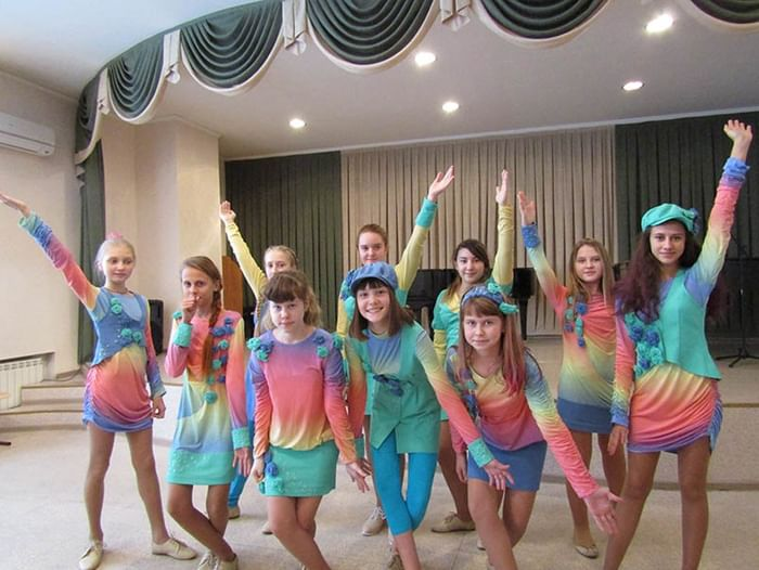 Конкурс исполнительского мастерства «Дебют»