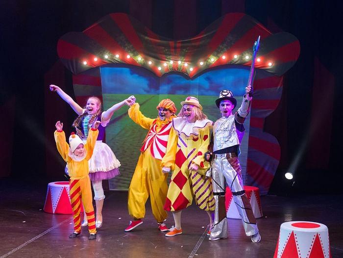 Ночь искусств в Детском театре эстрады