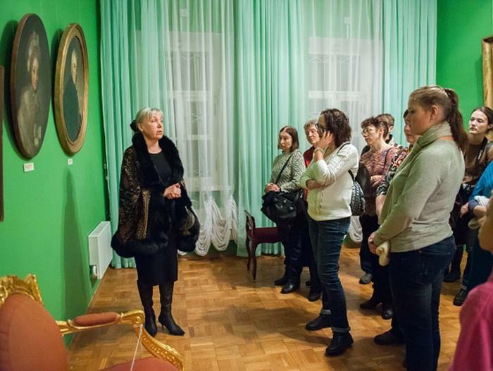 Ночь искусств в музее-заповеднике «Дмитровский кремль»