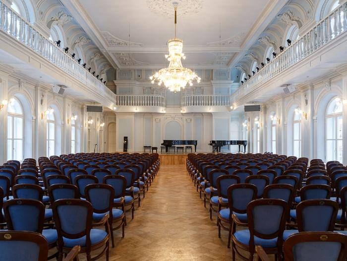 Ночь искусств в Московской консерватории