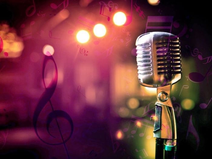 Концертная программа «Музыкальная карусель»