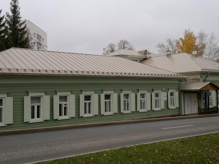 Ночь искусств в Доме-музее С. Т. Аксакова
