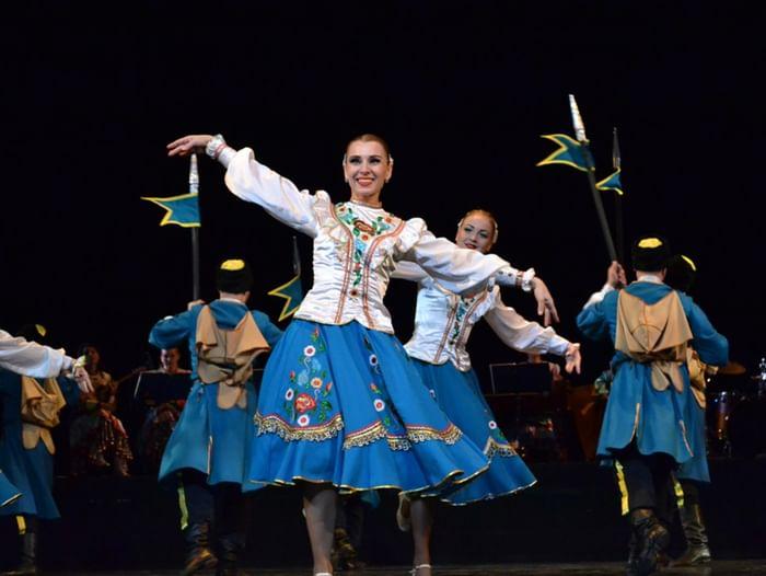 Концерт к 300-летию Астраханской губернии