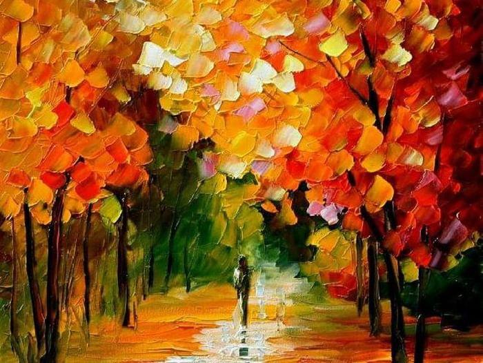 Выставка «Осеннее рандеву»